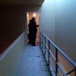 N邸 階段、内装