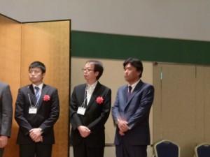 第8回建築人賞受賞式2
