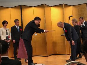 大阪建築コンクール授賞式2