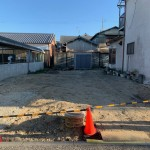 富田林寺内町でM邸の住宅工事着工しました!